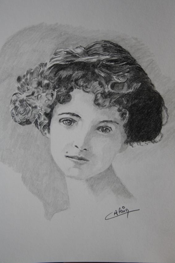 Blanche Monnier por lharmonica1